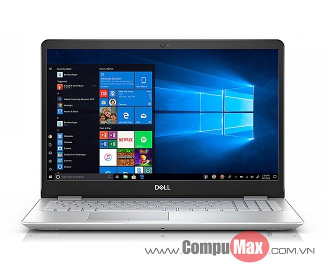Dell Inspiron 5584 (N5I5384WO-Silver) i5-8265U 4GB 1TB + 16GB Optane 2GB 15.6FHD W10