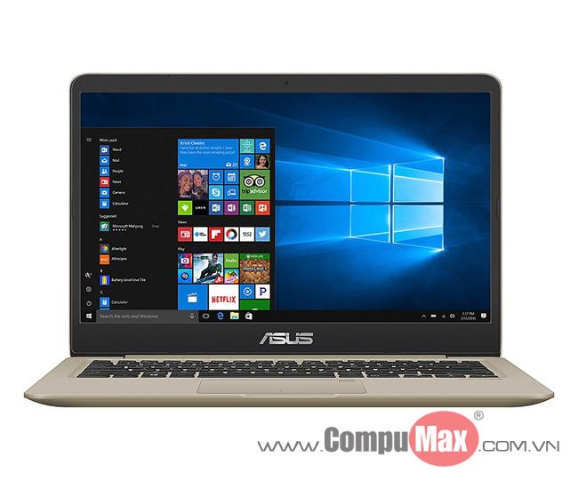 Asus Vivobook A411UA-EB1058T i3-8130U 4GB 256GB-SSD 14FHD W10 FP