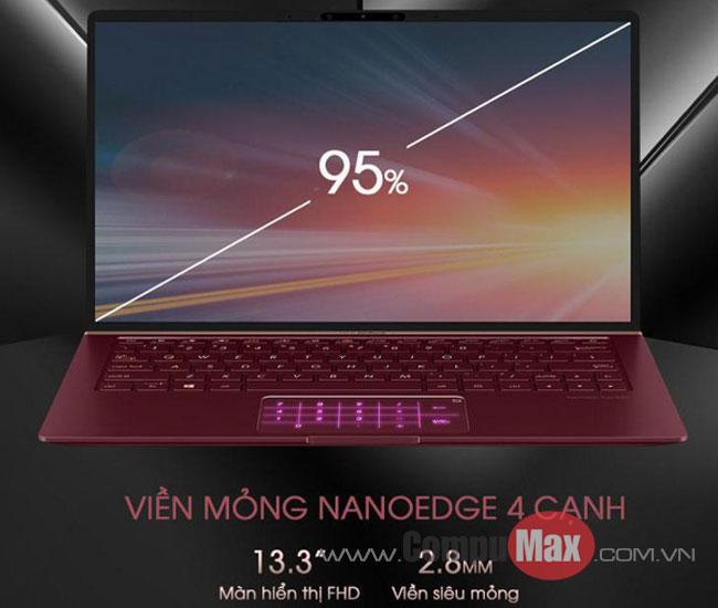 Asus Zenbook 13 UX333FA-A4181T i5-8265U 8G 256SS 13.3FHD W10