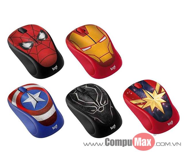 Logitech Wireless M238 Marvel Superheroes