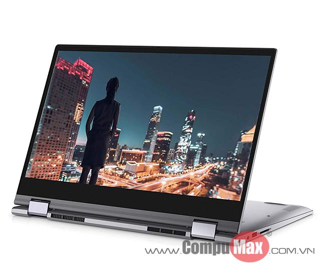 Dell Inspiron 5400 2-in-1 i5 1035G1 8GB 256SS 14.0 FHD Touch W10 Titan Grey