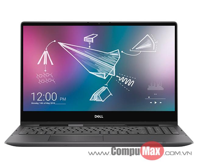 Dell Inspiron 7591 2-in-1 i7 10510U 16GB 512SS  2GB 15.6UHD Touch W10 Black