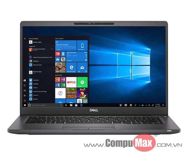 Dell Latitude 7400 i7 8665U 8GB 256SS 14FHD W10P Dark Gray