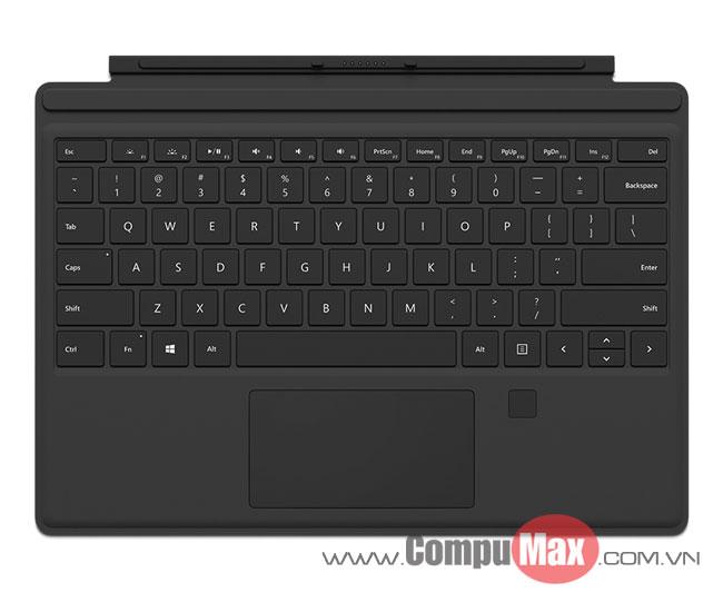 Bàn phím Surface Pro 4 (Đen)