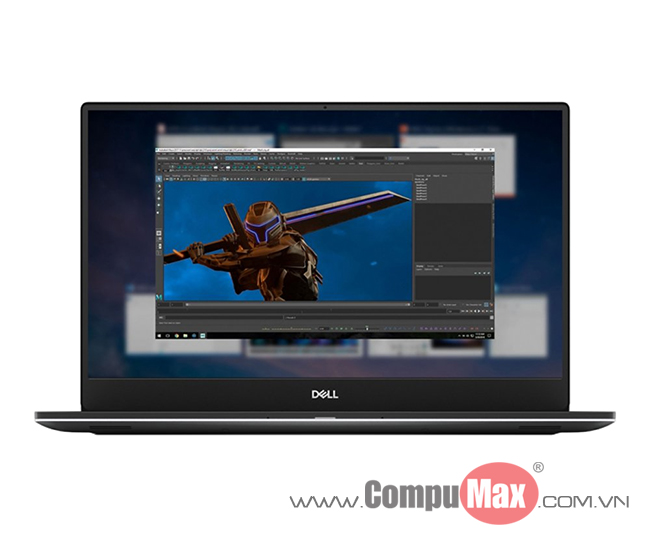Dell Precision 5540 i7-9850H 32GB 1TB-SSD 15.6UHD Touch 4GB T2000 W10Pro