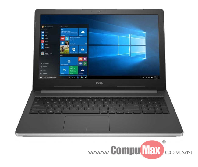 Dell Vostro 3568 (VTI32072W) i3- 7020U 4GB 1TB -HDD 15.6HD LED Win10 Black