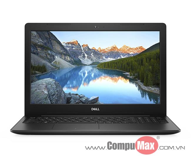Dell inspiron 3580 70188451S2 Black i7-8565U 8GB 128GB 2TB 2GB 15.6inch FHD W10