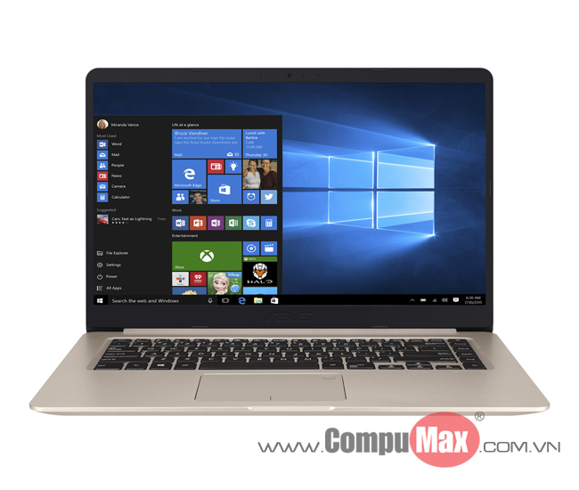 Asus Vivobook S530FA-BQ431T i3-8145U 4GB 256SS 15.6FHD W10 Finger