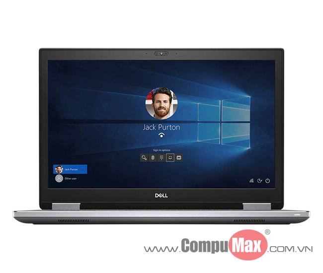 Dell Precision 7740 i7 9850H 8GB 256SS 17.3FHD RTX3000 6GB W10P