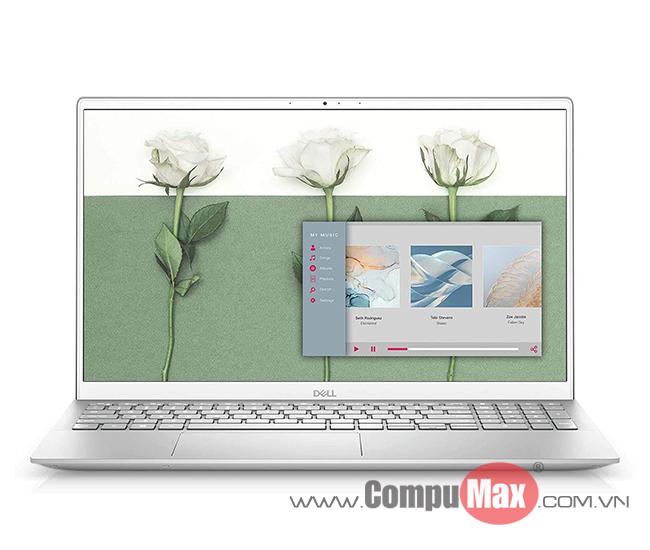 Dell Inspiron 5502 i7-1165G7 8GB 256SS 15.6FHD W10 Silver