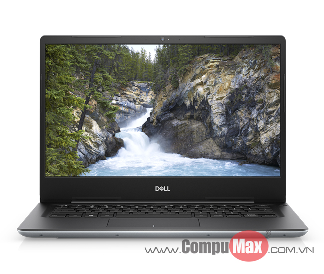 Dell Vostro 5581 70175957S1 Iced Grey i5 8265U 8GB 128SS 1TB-HDD 15.6 FHD W10 Finger