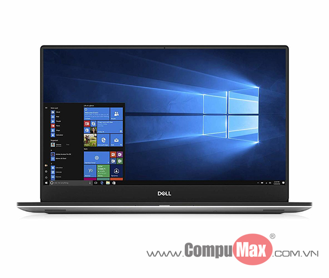 Dell XPS 15 7590 70196708 i7 9750H 16GB 512SS 4GB 15.6 UHD Touch W10 Silver