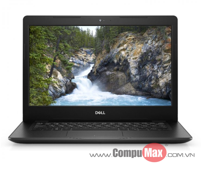 Dell Vostro 3490 70196712 i3 10110U 4GB 1TB 14''HD Finger W10 Black