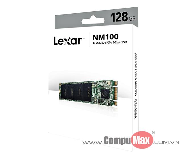SSD Lexar NM100 M.2 SATA3 128GB