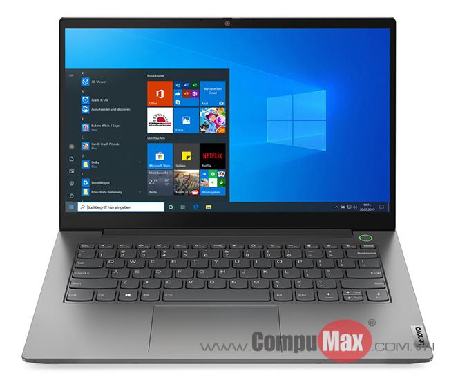 Lenovo Thinkbook 14 G2 ITL i5 1135G7 8GB 256SS 14.0FHD W10 Finger Gray