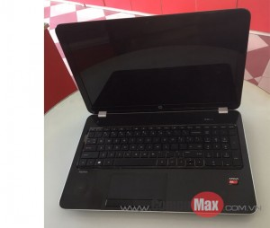 HP  Pavilion 15-E043CL AMD Dual-Core A6-5350M 4G 640GB-HDD 15.6HD