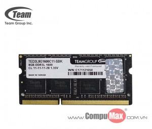 RAM Team Elite DDR3 1600MHz 8GB