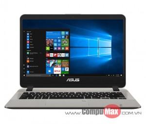 Asus Vivobook X407UA-BV438T i3-7020U 4GB 256GB-SSD 14HD W10