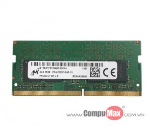 RAM tháo máy Kingston/ SK Hynix/ Samsung/ Micron DDR4 2133/2400/2666MHz 4GB