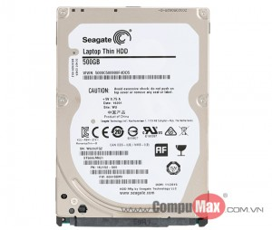 HDD Laptop Seagate 500GB SATA3 5400rpm 7mm