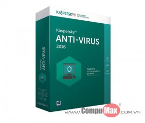 Kaspersky Anti-Virus 1 PC