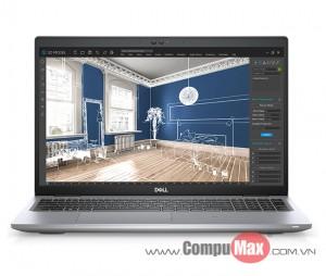 Dell Precision 3560 i7 1185G7 16GB 256SS 15.6FHD T500 2GB W10P