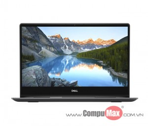 Dell Inspiron 7391 2-in-1 N3TI5008W-Black i5 10210U 8GB 512SS 13.3FHD Touch W10