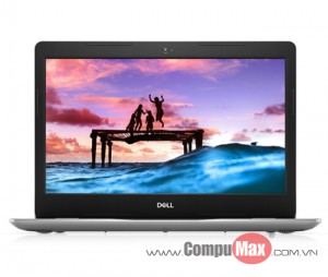 Dell Inspiron 3480 (N4I5107WS1-Silver) i5 8265U 8GB 128GB-SSD 1TB-HDD 14HD Win 10