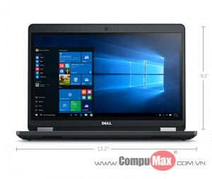 Dell Latitude E5470 i7 6820HQ 8GB 256SS 14FHD W10P