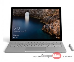 Microsoft Surface Book i5 6300U 8GB 256GB 13.5FHD+ Touch W10P
