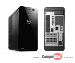 Dell XPS 8930 (70148682) i7-8700 16G 2TB-HDD 256GB-SSD nVIDIA Geforce  GTX 1060 6GB W10 Home