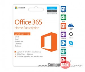 Office 365 Home Subcription