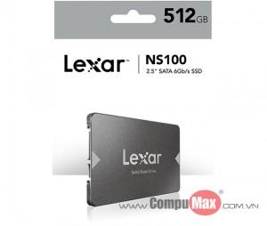 SSD Lexar NS100 SATA3 2.5inch 512GB