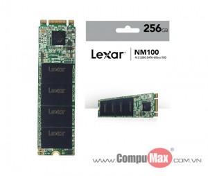 SSD Lexar NM100 M.2 SATA3 256GB