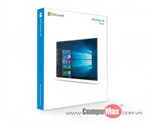 Windows 10 Home 64 bits (FPP - Có thể đổi qua máy tính mới)
