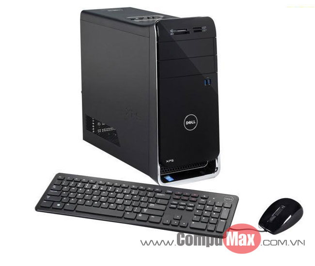 Dell XPS 8920 i7-7700 16G 1TB-HDD 256GB-SSD AMD Radeon RX 480 8GB W10 Home